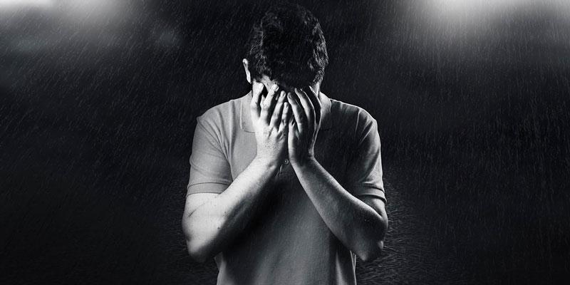 آیا افسردگی در مردان با احساس ترس و وحشت همراه است