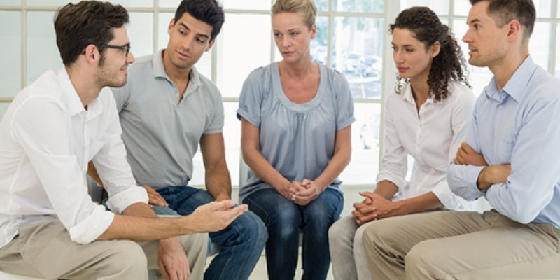 حمایت اجتماعی برای درمان افسردگی در مردان