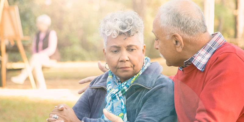 چگونه به شوهرتان در هنگام افسردگی کمک کنید؟