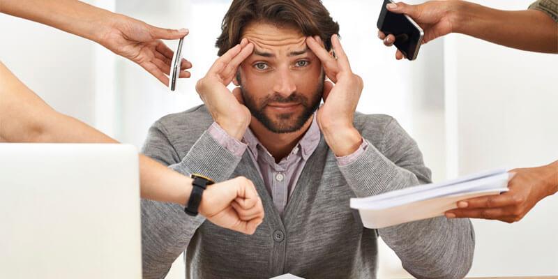 جینسینگ و کاهش استرس