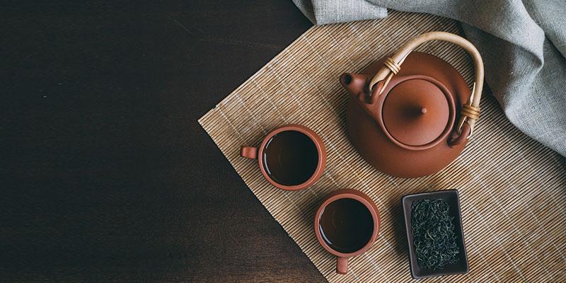 طرز تهیه چای جینسینگ