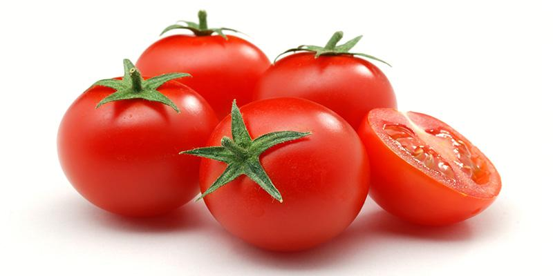 ماسک گوجه فرنگی و عسل