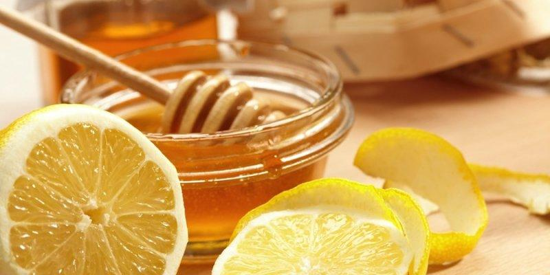 ماسک خیار ، عسل و لیمو ترش