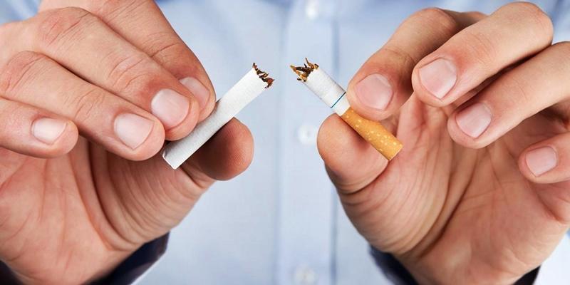 تغییرات ایجادشده در بدن پس از ترک سیگار