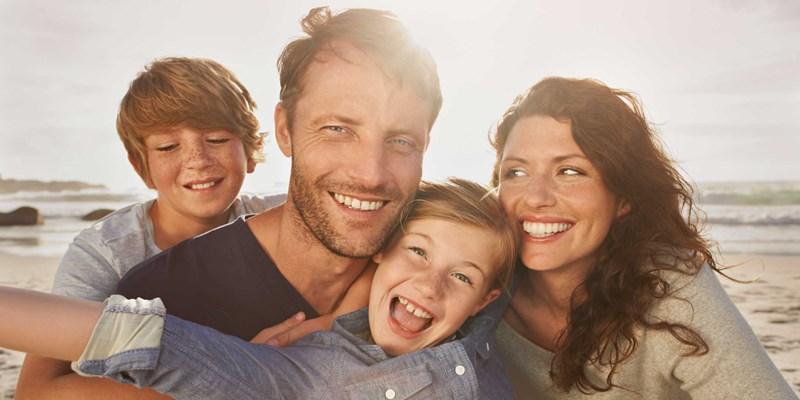 درمان استرس با خانواده