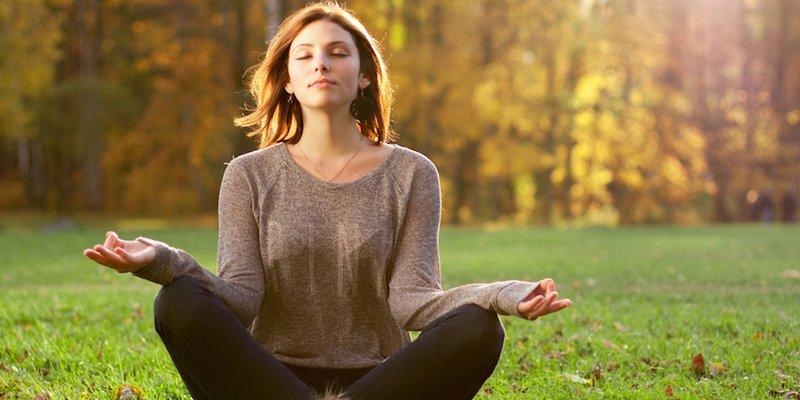 مراقبه ذهنی-درمان استرس