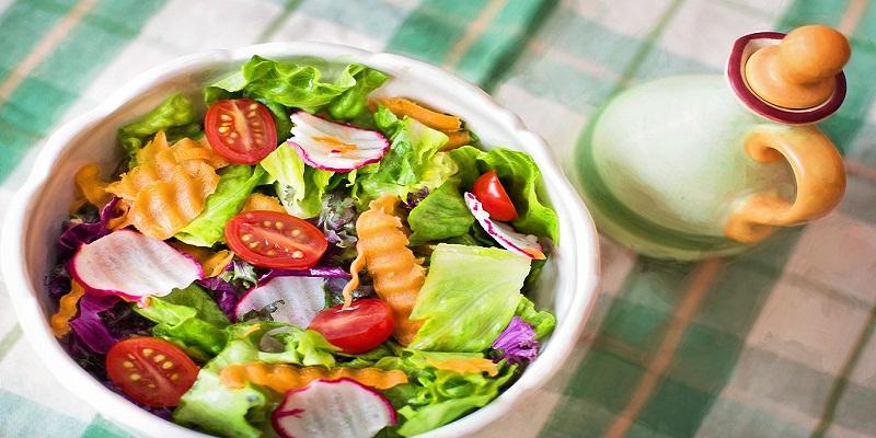 رژیم غذایی سالم-درمان خانگی استرس