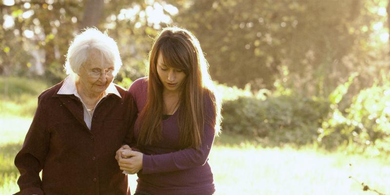 کمک به دیگران-درمان استرس