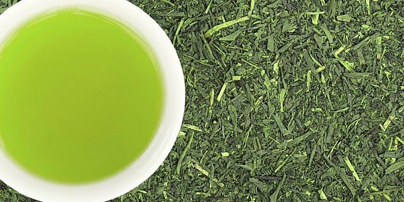 چای سبز-درمان خانگی استرس