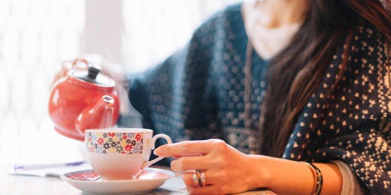 عوارض نوشیدن چای سبز