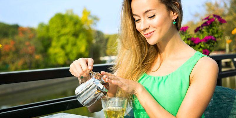 چه زمانی چای سبز بخوریم