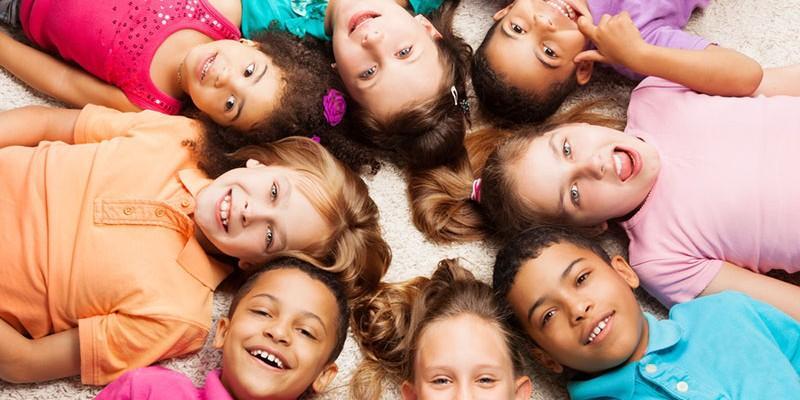 مدیریت شادی در کودکان