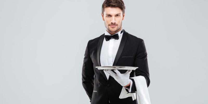 طرز برخورد با کارکنان رستوران