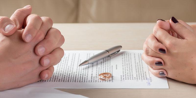 مدارک لازم برای درخواست طلاق توافقی