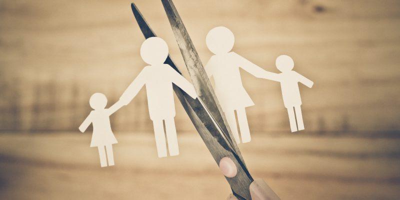 نگهداری فرزندان در طلاق توافقی