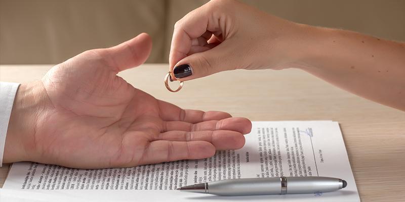 طلاق توافقی و مهیریه