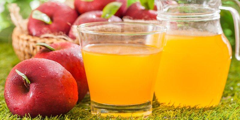 درمان سوزش ادرار با سرکه سیب