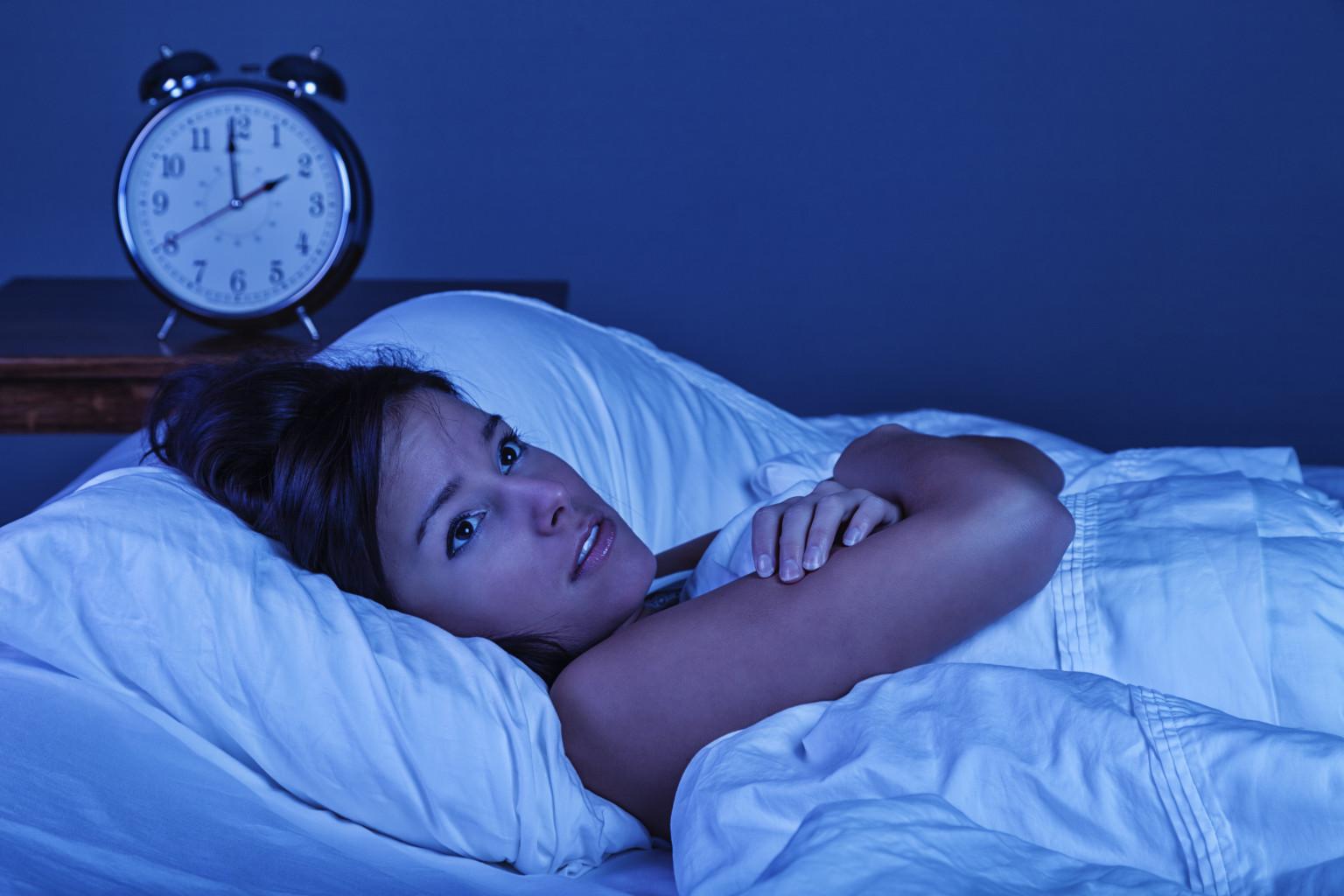 تغییر عادات خواب
