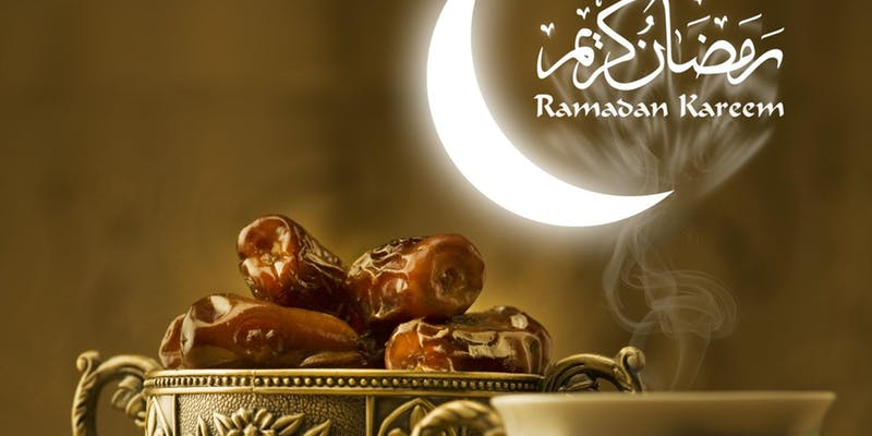 زمان غذا خوردن در ماه رمضان