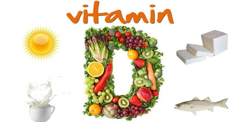 فواید مصرف ویتامین D
