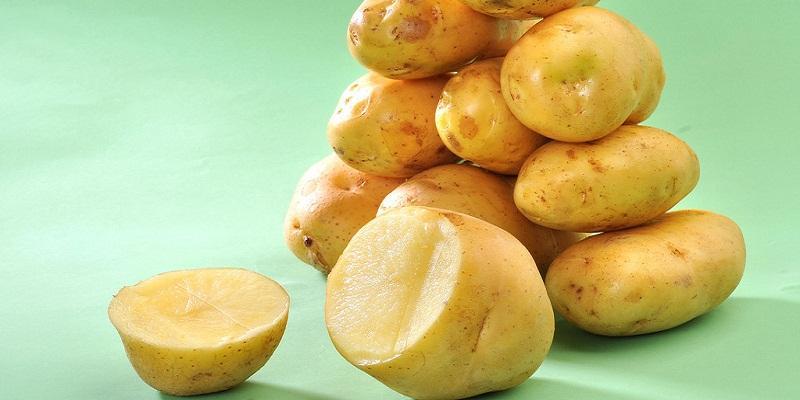 آیا سیب زمینی باعث چاقی صورت میشود