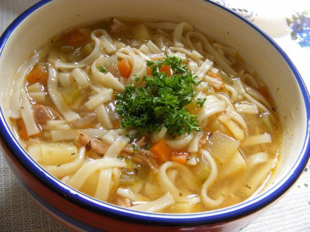 سوپ نودل