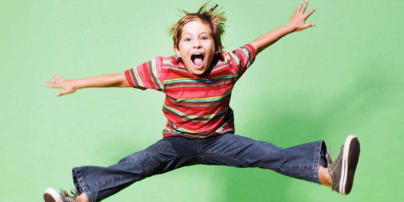 کودکان بیش فعال تمایل به کارهای خطرناک دارند