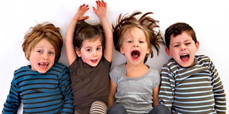 انواع کودکان بیش فعال