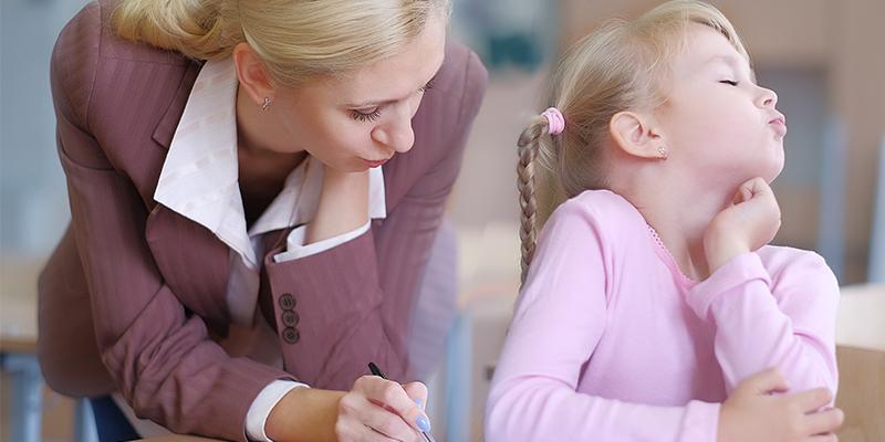 کودکان بیش فعال در مدرسه