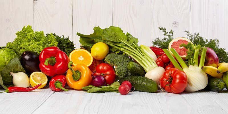 تاثیر رژیم غذایی سالم در رشد ابروها