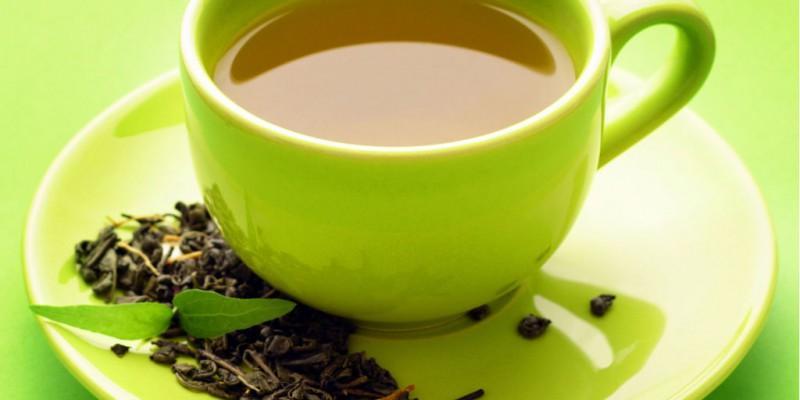 چای سبز داروی ضدپیری