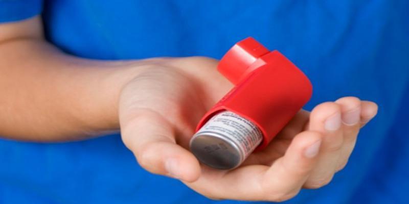 درمان آسم با چای سبز