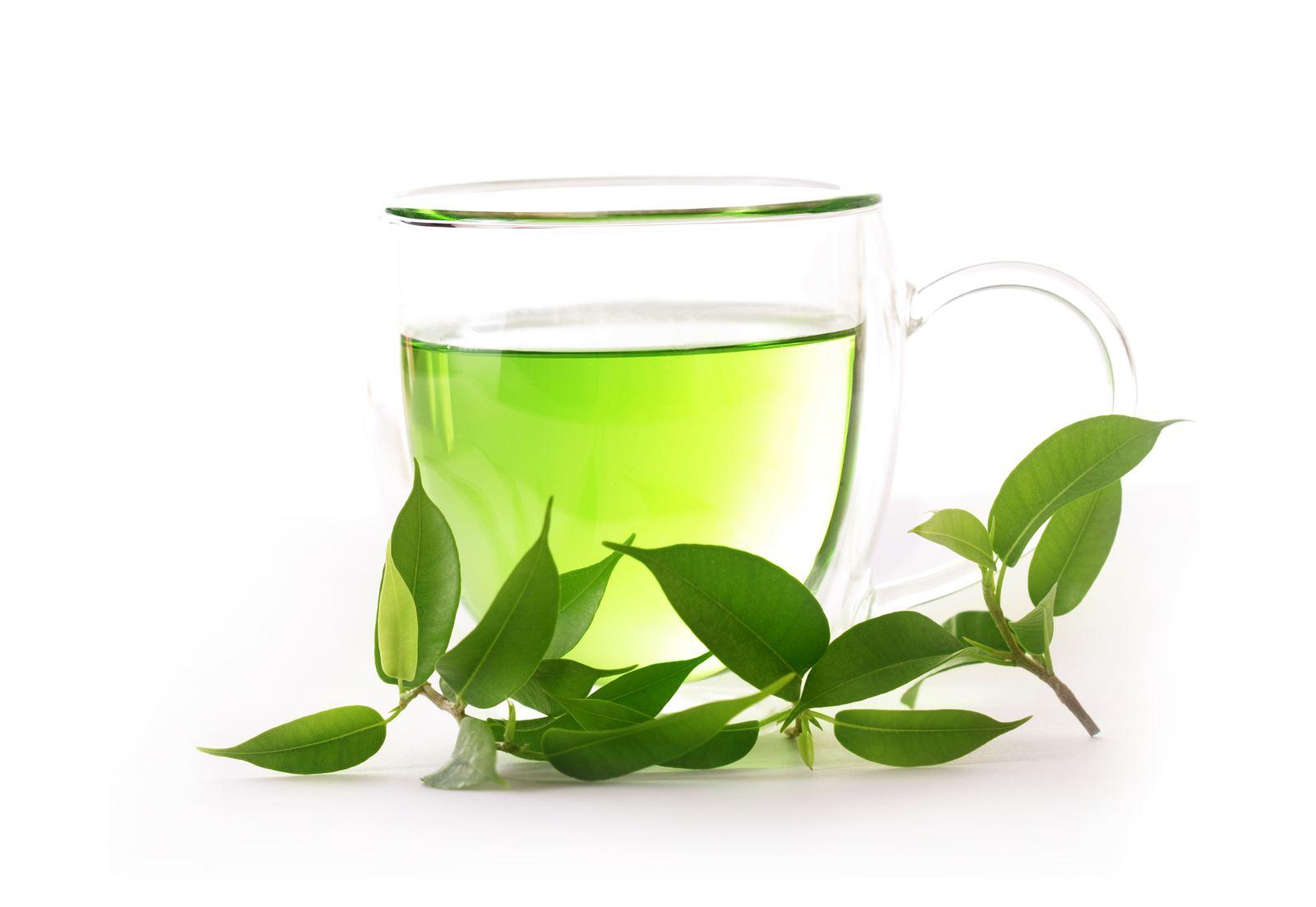 چای سبز و کاهش کلسترول