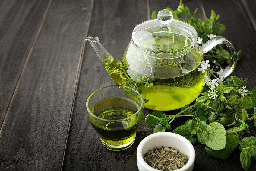 میزان مصرف چای سبز در روز