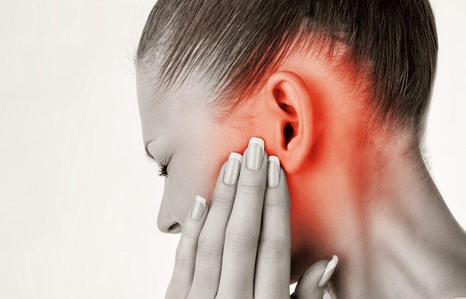 درمان گوش درد با چای سبز