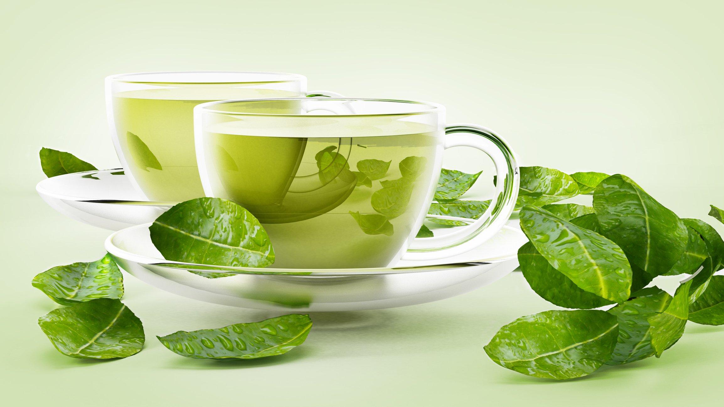 تاثیر چای سبز در ذخیره گلوکز