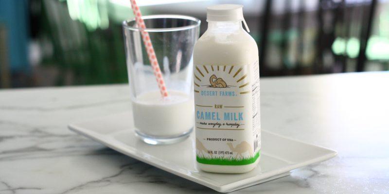 فواید شیر شتر برای پوست, مو و ناخن