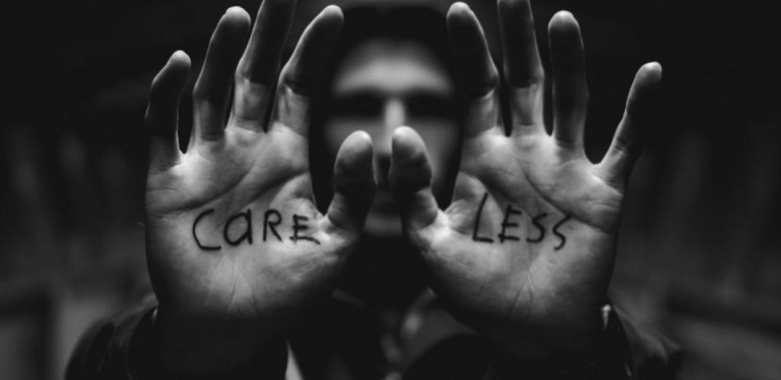 اهمیت ندادن به دیگران