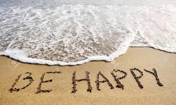 تمرین شاد بودن