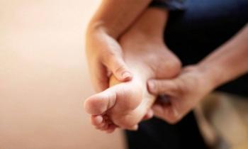 درمان قطعی میخچه کف پا