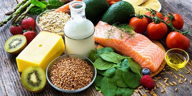 غذاهای بعد از ورزش با تعادل مناسب