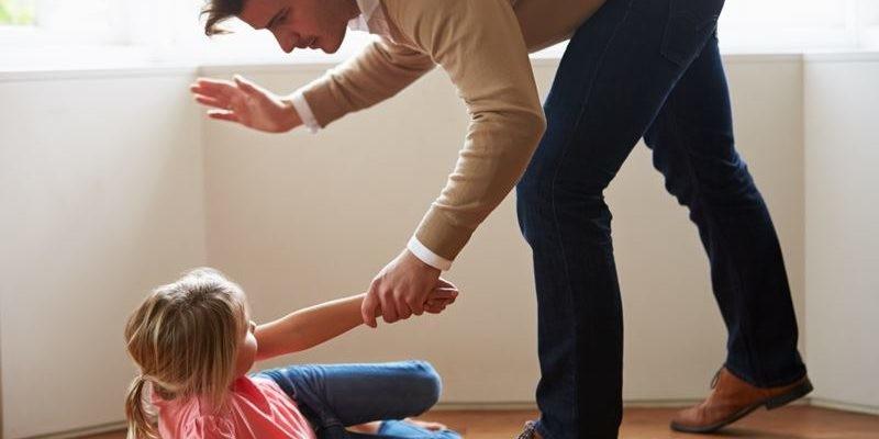 آسیب جدی کودک در اثر تنبیه بدنی