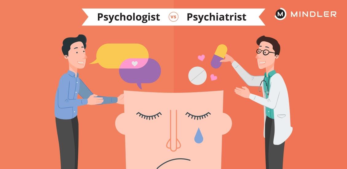 تفاوت روانشناسی و روانپزشکی