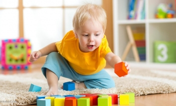 رشد گفتاری کودک